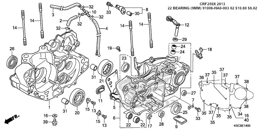 honda crf 230 parts diagram  honda  auto wiring diagram