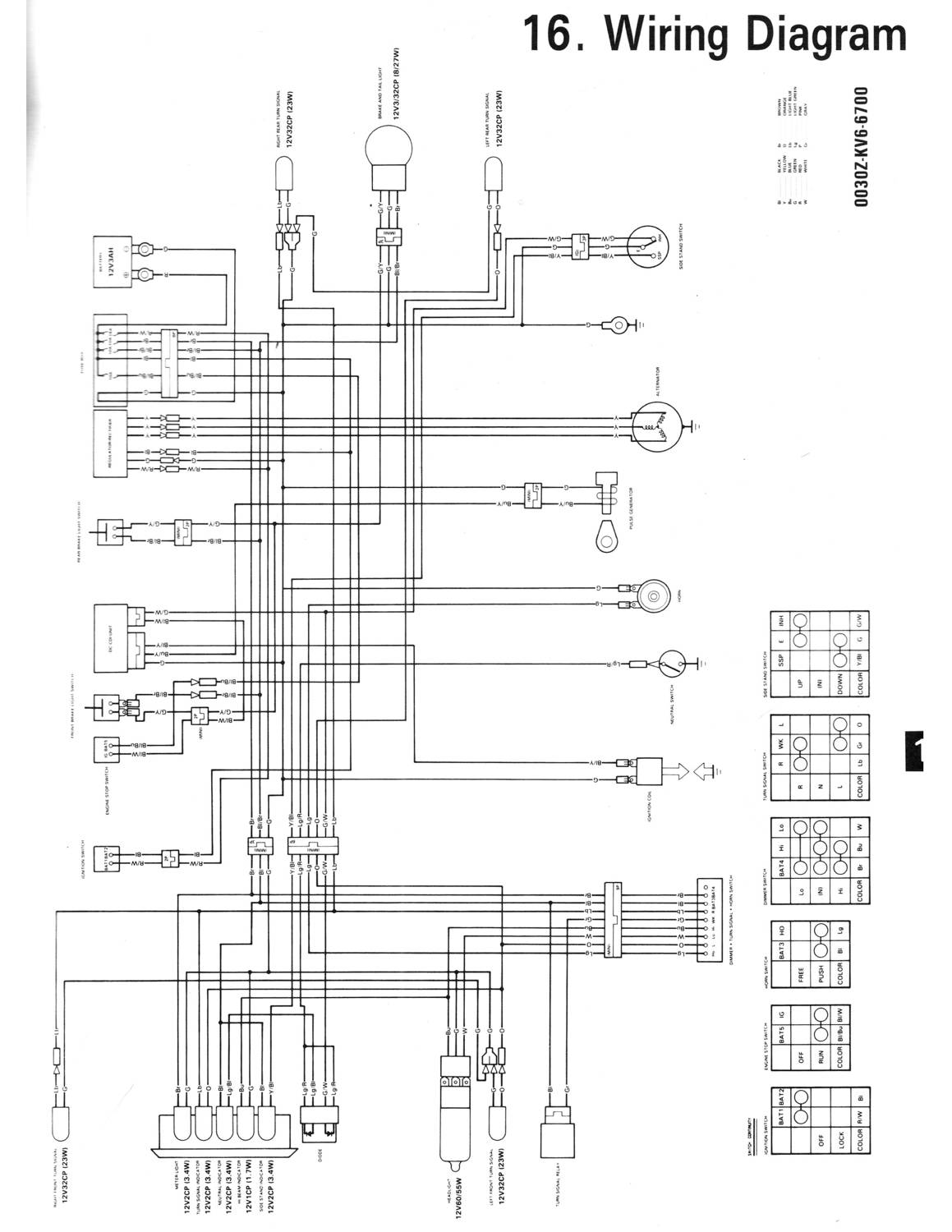 honda reflex wiring diagram  honda  free engine image for